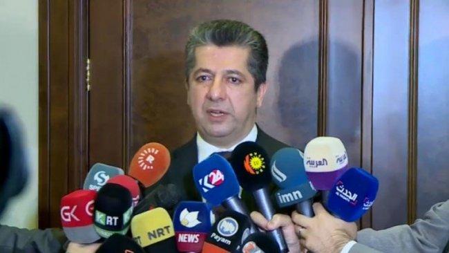 Başbakan: Önceliğimiz Kürdistan Bölgesi'ni korumak