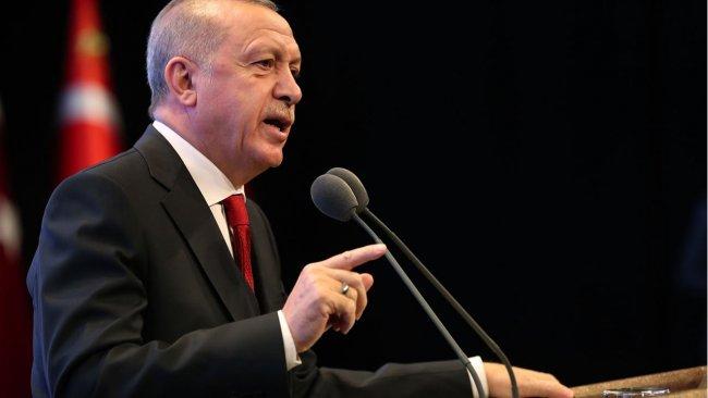 Erdoğan: Kimse kendi çıkarları için Irak'ı ateşe atmasın