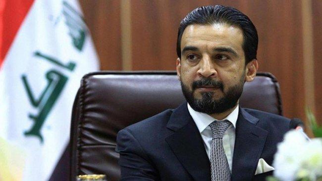 Irak Parlamentosu Başkanı Halbusi'den İran'a Kınama