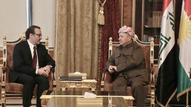 Başkan Barzani: Koalisyon bölgeden çekilirse terör güçlenir