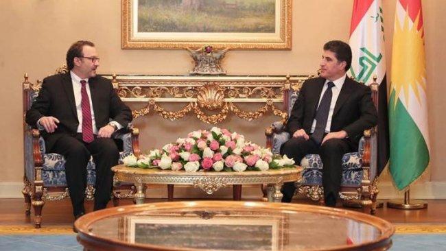 Başkan Neçirvan Barzani: Irak çekişmelerin yeri olmamalı