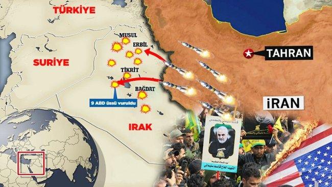 'Mustafa Karasu ve DMO komutanları görüşmüş...İran, PKK'yi de bilerek ıskalıyormuş'