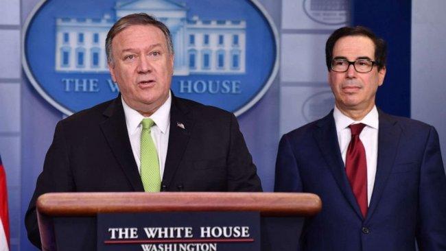 ABD, İran'a yeni yaptırımları açıkladı