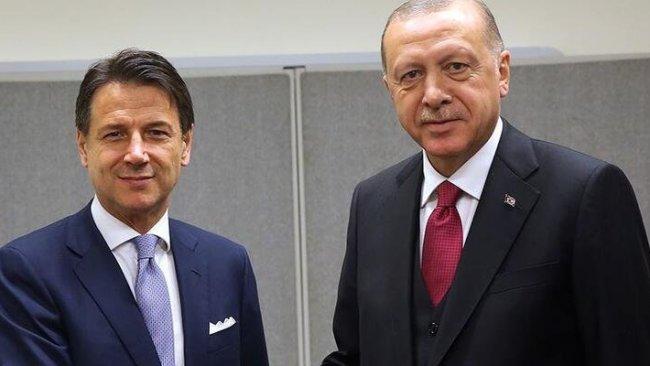 Conte, Hafter'in ateşkes şartını Erdoğan'a iletecek