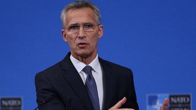 NATO düşen uçakla ilgili olarak İran'ı işaret etti
