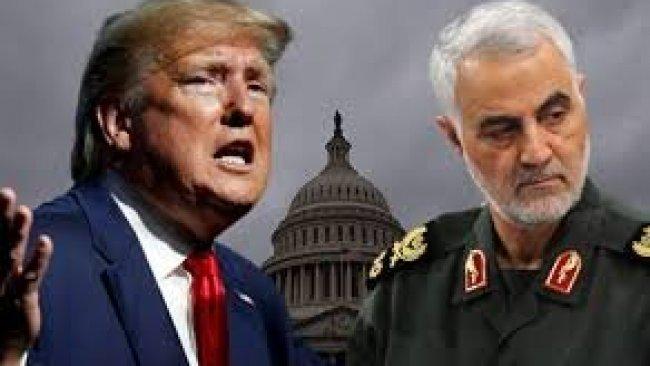 Trump, Süleymani'nin öldürülme sebebini açıkladı