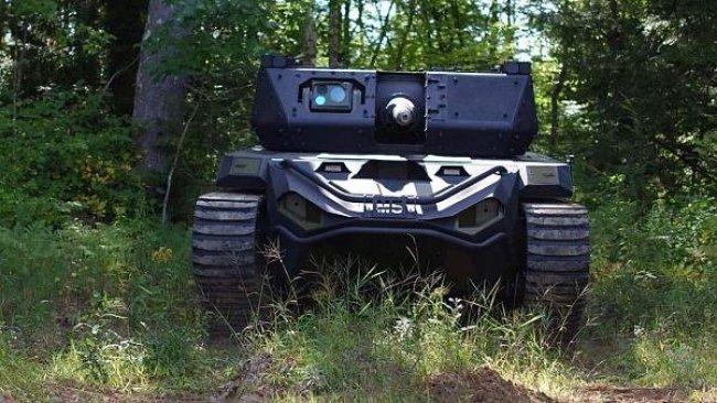 ABD ordusu için robot savaşçılar üretilecek