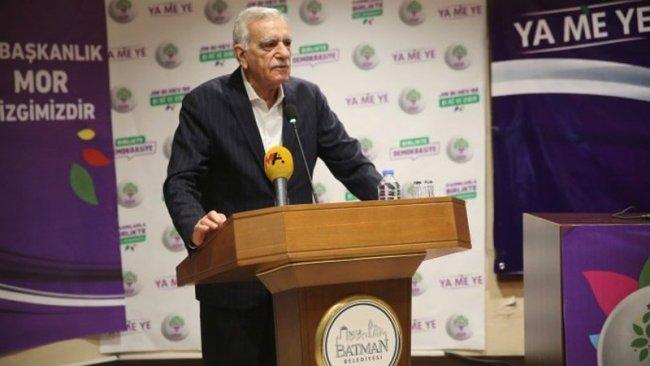 Ahmet Türk: Kürtlerin kazanımlarının hedef alındığı bir dönemdeyiz