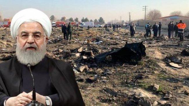 Ruhani, Ukrayna Devlet Başkanı'ndan özür diledi