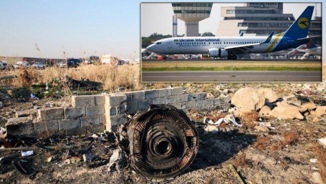 Uçağı düşürülen Ukrayna'dan İran'a İlk hamle