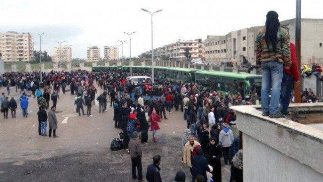 İdlib'de ateşkes duyurusu ardından 3 koridor açıldı
