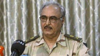 Libya'da yeni gelişme! Hafter ateşkesi kabul etti