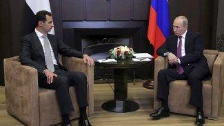 Putin'den Esad'a sürpriz öneri