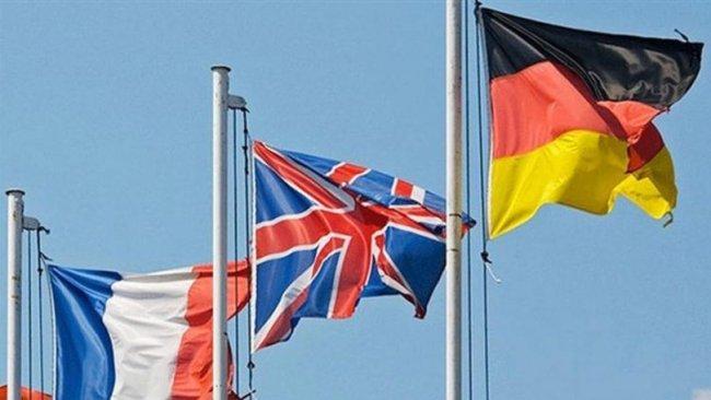 3 Avrupa ülkesinden ortak İran çağrısı