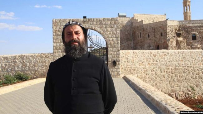 AB'den tutuklanan Mor Yakup Kilisesi Rahibi hakkında açıklama