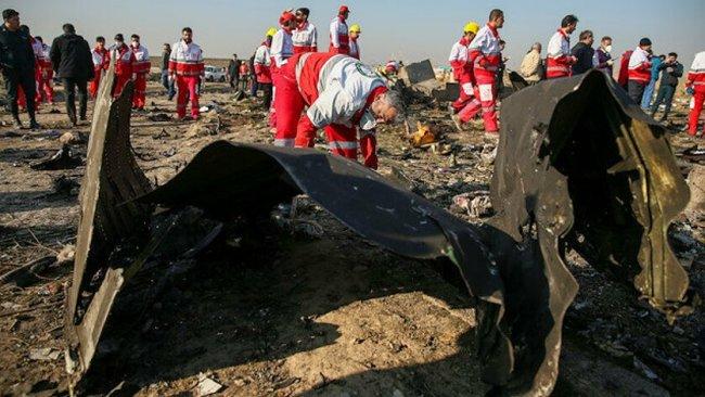 İran hükümeti'nde geç gelen 'uçak' itirafı