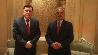 Libya Krizi: Hafter ve Serrac Moskova'da bir araya gelecek