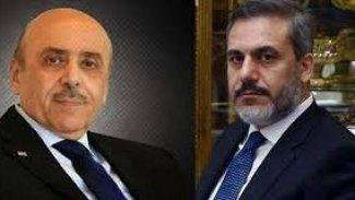 Hakan Fidan ile Suriye istihbaratı başkanı Ali Memlük arasında Moskova'da YPG görüşmesi