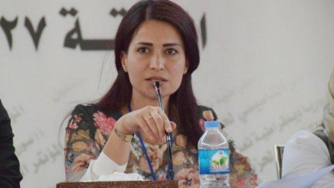 Katledilen Kürt siyasetçi Hevrin Halef'e ait yeni görüntüler ortaya çıktı