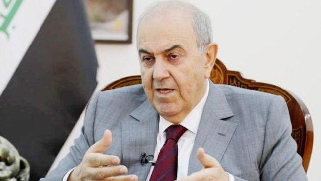 Allavi: Suriye senaryosu Irak'ta tekrarlanabilir