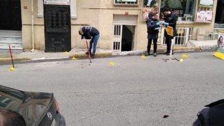 HDP İstanbul İl Başkanlığı'na silahlı saldırı!
