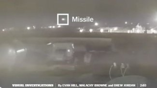 İran'da düşürülen uçakla ilgili yeni görüntüler ortaya çıktı