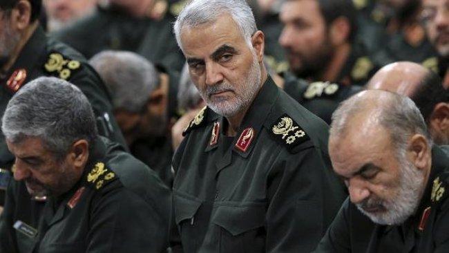 'Kasım Süleymani istihbaratını Şam'a bağlı üst düzey bir yetkili verdi' iddiası
