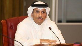 Katar Dışişleri Bakanı Erbil'e geliyor