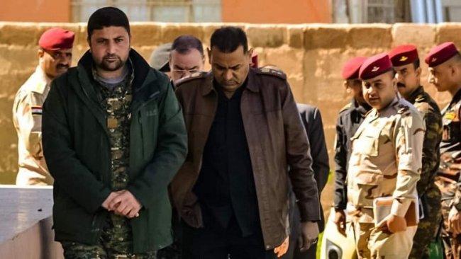 Şengal'de YBŞ komutanı hayatını kaybetti