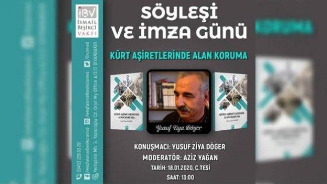 Yusuf Ziya Döger: Kürd Aşiretlerinde Alan Koruma