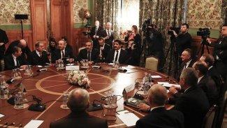 Moskova'da kurulan iki masada Erdoğan'a verilen mesajlar