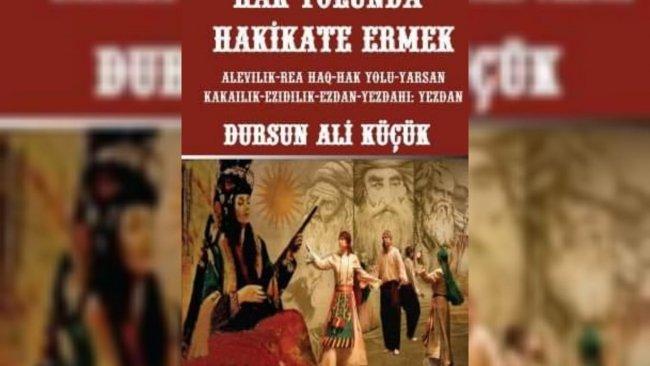 Yazar Dursun Ali Küçük'ten Kürtlerin kültürü kitabı