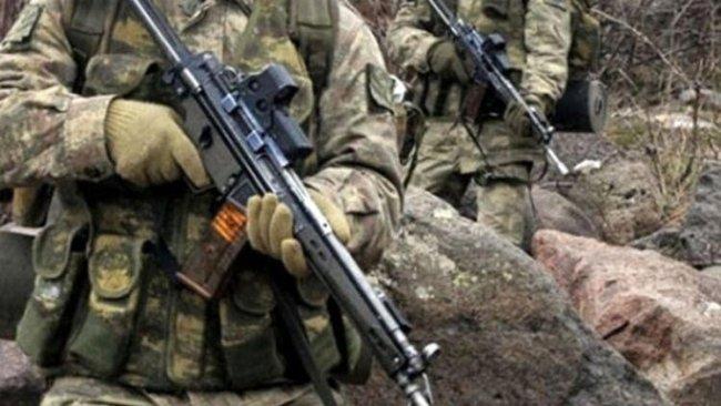 Kürdistan Bölgesinde bir asker hayatını kaybetti