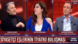 Gazeteci Nedim Şener'den ilginç Demirtaş hesabı