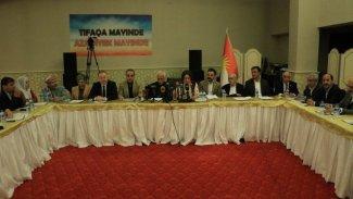 Kürt çalıştayı Diyarbakır'da başladı
