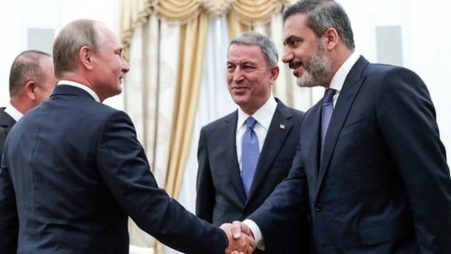 Türkiye ve Suriye istihbaratlarının üst düzey görüşmesinde yeni detay