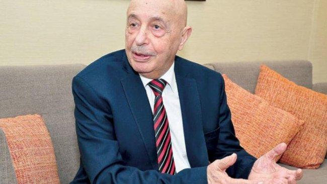 Akile Salih: Hafter'in Moskova bildirisini neden imzalamadığını açıkladı