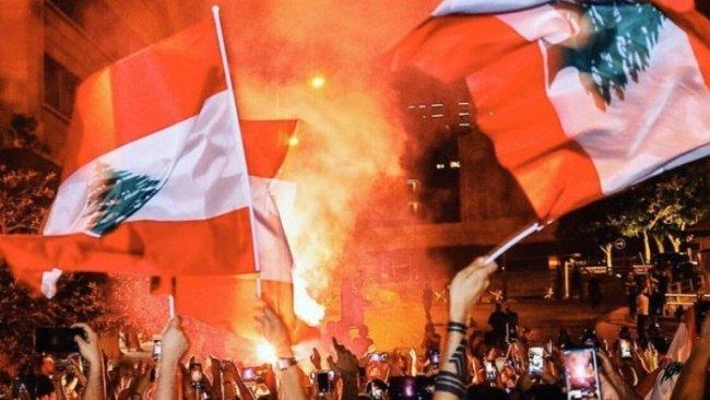 Lübnan'da gösteriler şiddete dönüştü: Yüzlerce yaralı