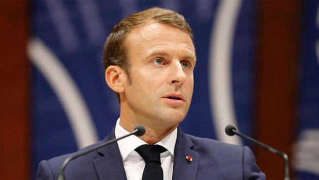 Macron'dan Türkiye'ye: Libya'ya asker göndermeyin