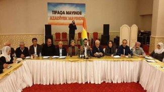 Diyarbakır'da yapılan Kürt çalıştayı'nın sonuç bildirgesi açıklandı