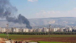 Efrin'e 4 havan roketi düştü: 2 ölü
