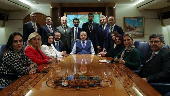 Erdoğan: Libya'ya, eğitici kadro gönderdik