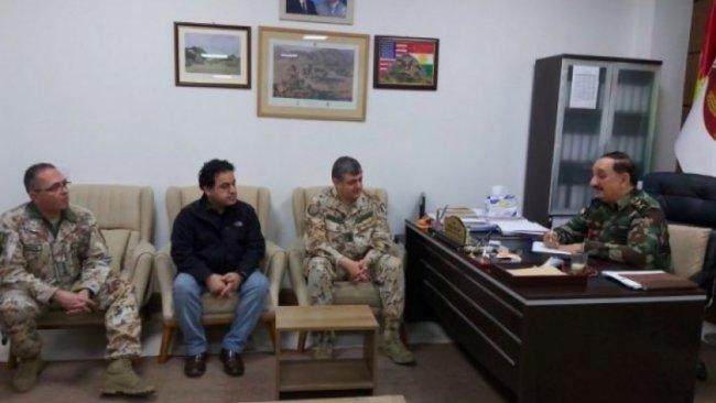 Uluslararası Koalisyon Erbil'de yeni bir güç kuruyor