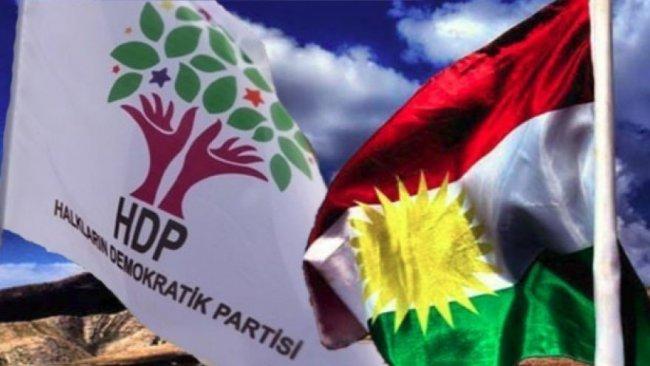 HDP'den Kürdistan Bölgesi'ne ziyaret