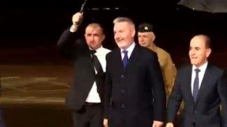 İtalya Savunma Bakanı Erbil'de