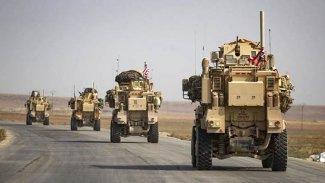 Rojava'da ABD güçleri Rus askeri konvoyunu ikinci kez engelledi