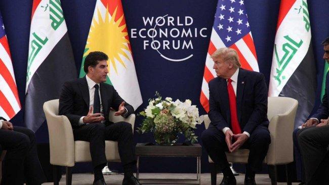 Beyaz Saray Barzani-Trump görüşmesinin içeriğini açıkladı