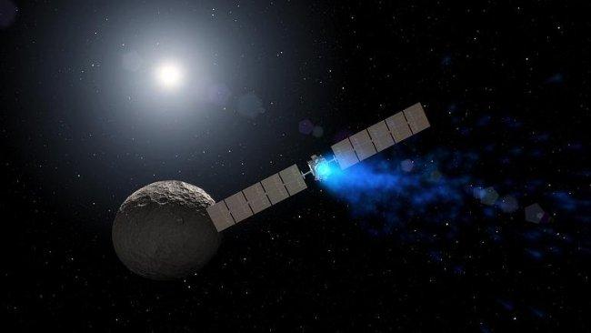 NASA, 700 kentilyon dolarlık altın keşfetti, sondaj aracı yolluyor