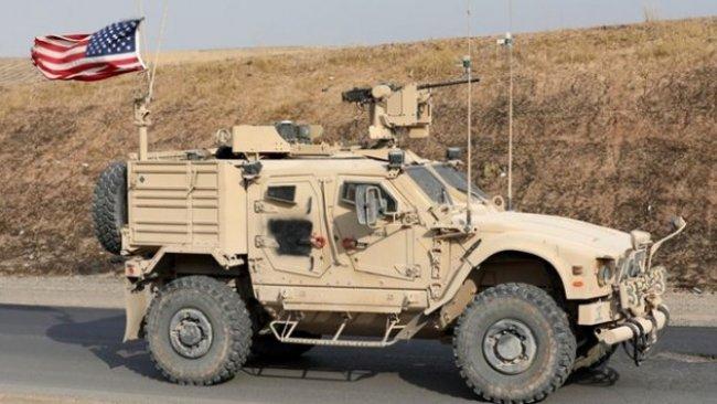 ABD güçleri ve DSG'den M4 karayolunda devriye