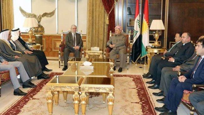 Başkan Barzani: Bizi sırtımızdan hançerleyenlerin geri dönmesini istemiyoruz